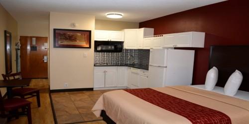 Jacksonville Hotel - Queen Room