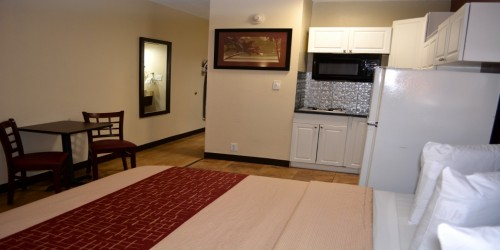 Jacksonville Hotel - Guestroom