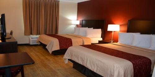 Jacksonville Hotel - Double Queen Guestroom