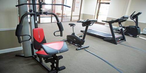 Jacksonville Hotel - Fitness Center