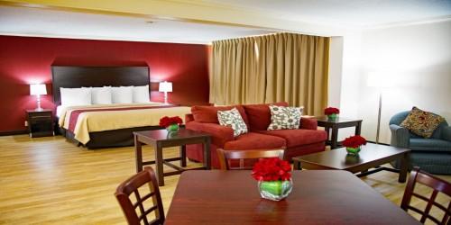Jacksonville Hotel - King room