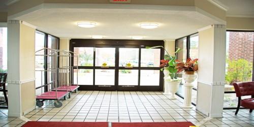 Jacksonville Hotel - Lobby