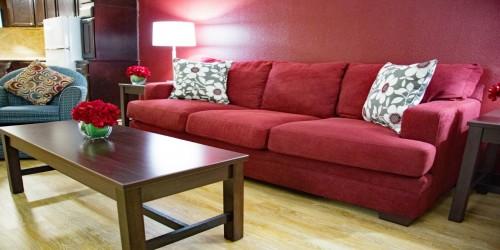 Jacksonville Hotel - Sofa